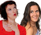 Rire & Chansons-ANNE ROUMANOFF-Les meres au square