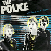 Rire & Chansons-THE POLICE-Walking On The Moon