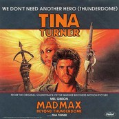 Rire & Chansons-TINA TURNER-We Don't Need Another Hero