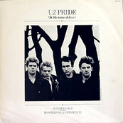 Rire & Chansons-U2-Pride (In The Name Of Love)