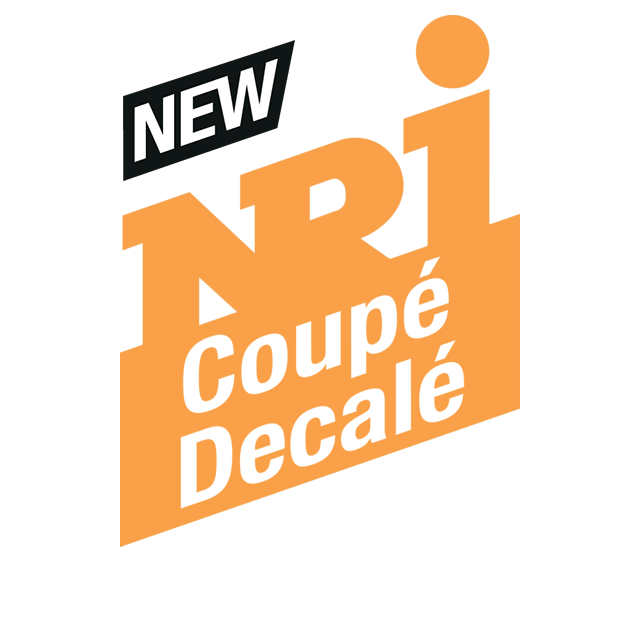 NRJ COUPE DECALE