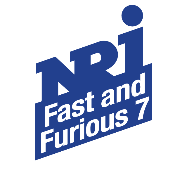 nrj fast n furious 7 webradio logo. Black Bedroom Furniture Sets. Home Design Ideas