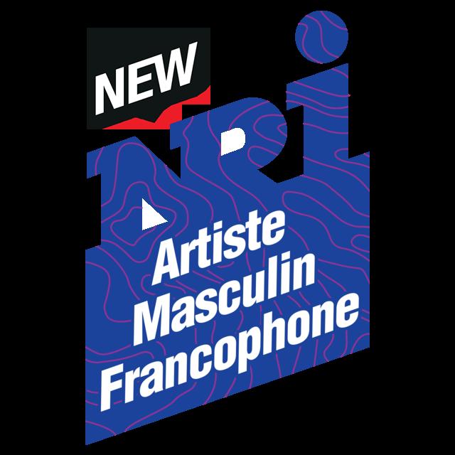 NRJ NMA ARTISTE MASCULIN FRANCOPHONE