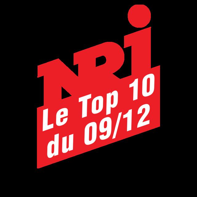 NRJ LE TOP 10 DU LUNDI 9 DECEMBRE