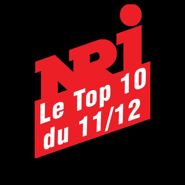 NRJ LE TOP 10 DU MERCREDI 11 DECEMBRE