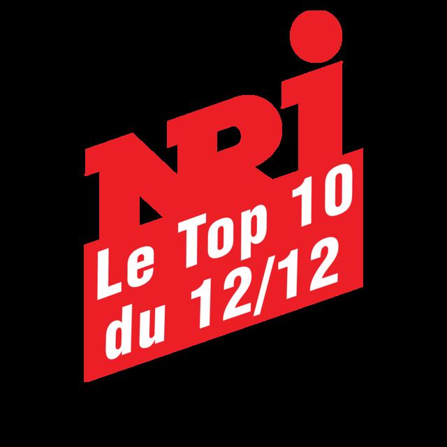 NRJ LE TOP 10 DU JEUDI 12 DECEMBRE