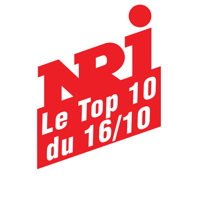 NRJ LE TOP 10 DU MERCREDI 16 OCTOBRE