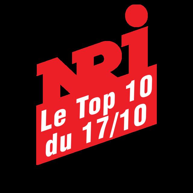 NRJ LE TOP 10 DU JEUDI 17 OCTOBRE