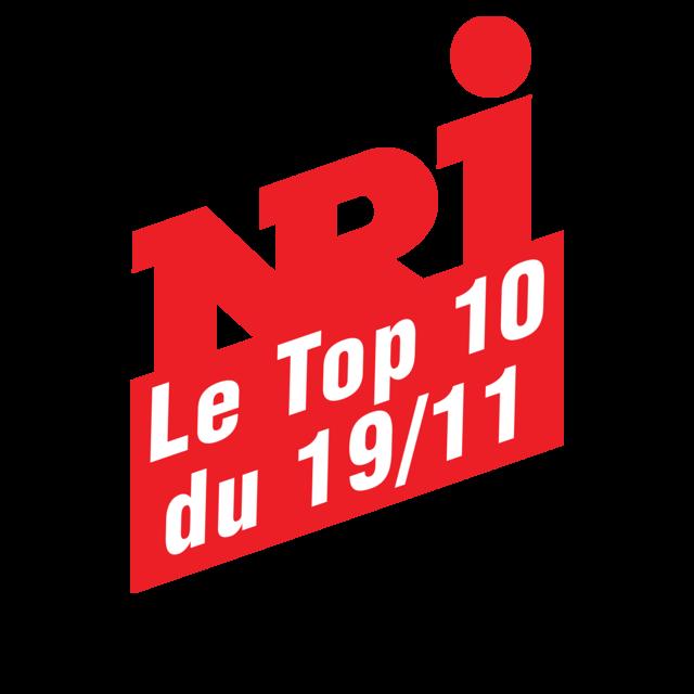 NRJ LE TOP 10 DU MARDI 19 NOVEMBRE