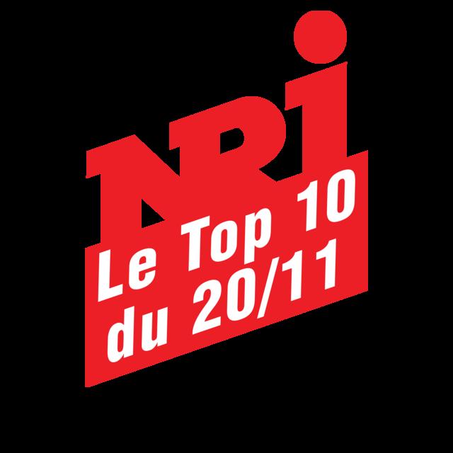 NRJ LE TOP 10 DU MERCREDI 20 NOVEMBRE