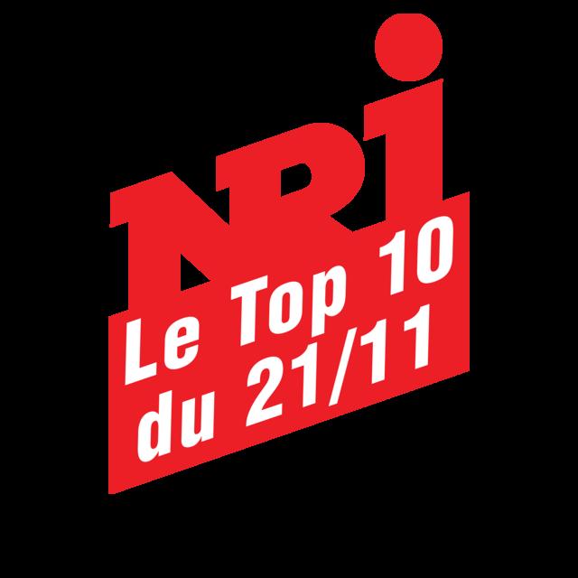 NRJ LE TOP 10 DU JEUDI 21 NOVEMBRE