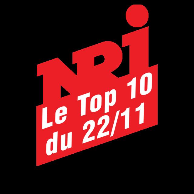 NRJ LE TOP 10 DU VENDREDI 22 NOVEMBRE