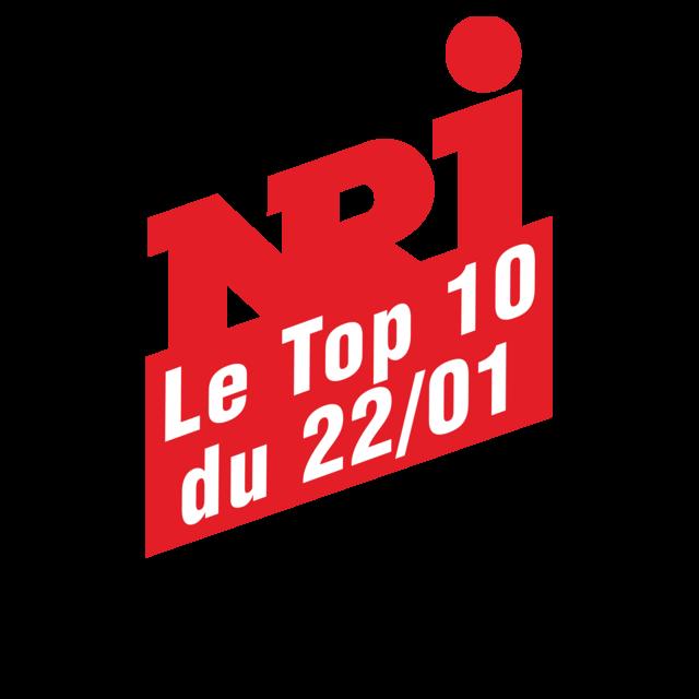 NRJ LE TOP 10 DU MERCREDI 22 JANVIER