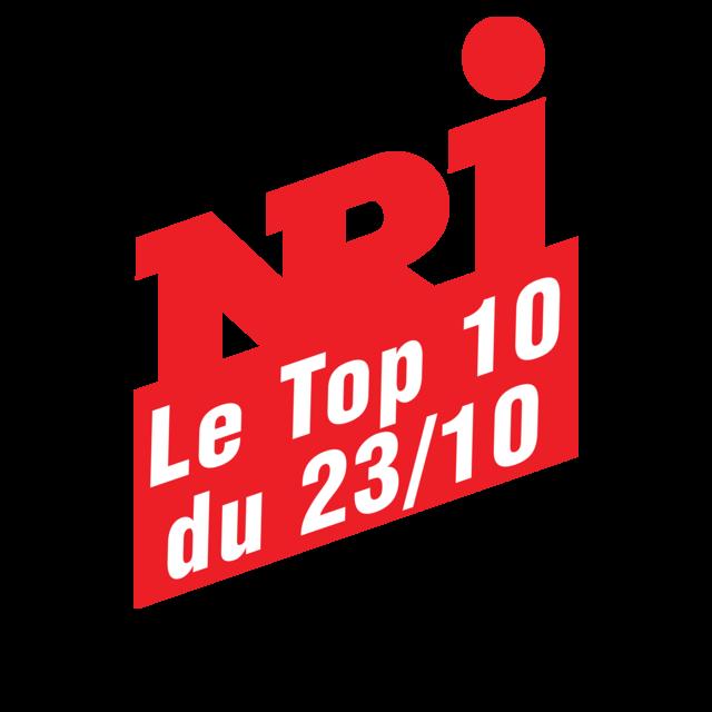 NRJ LE TOP 10 DU MERCREDI 23 OCTOBRE